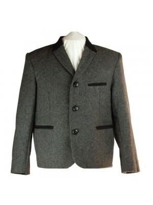 Mens Blazer Stylish Designer Heritage Coat Jacket Tweed Herringbone