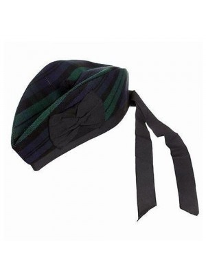 Glengarry Wool Scottish Kilt Hat
